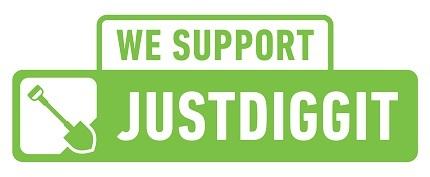 Bekijk de website van Justdiggit!